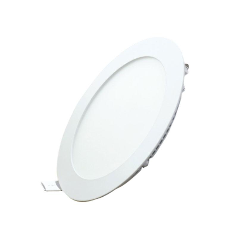 Đèn Led Panel tròn 6W MPE RPL-6S/3C ánh sáng trắng