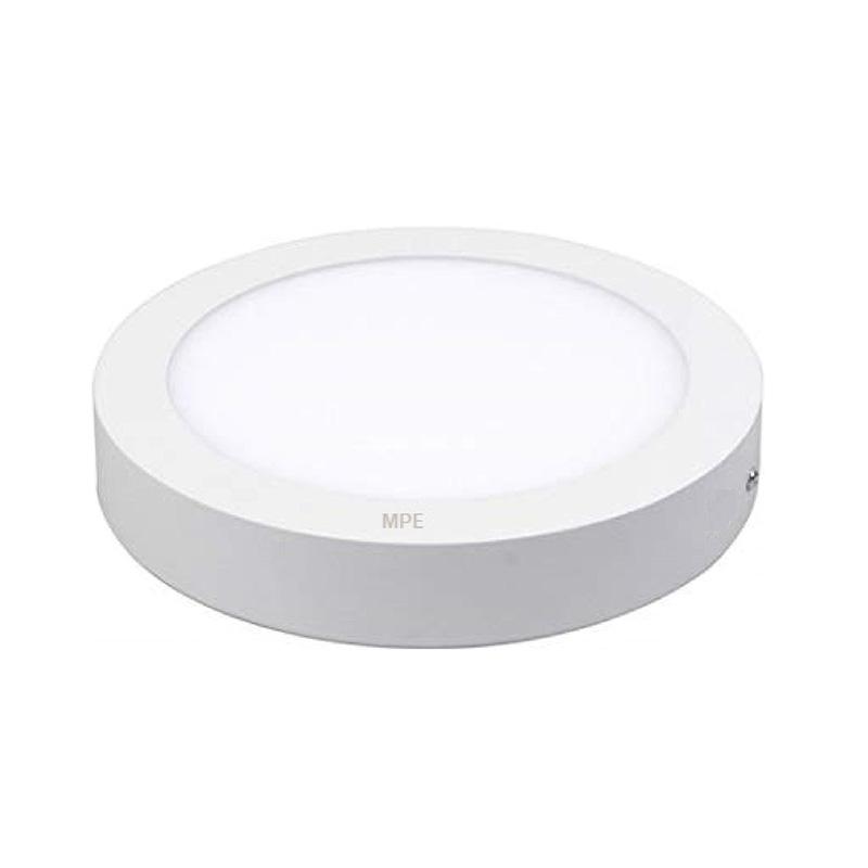 Đèn Led Panel tròn nổi 12W MPE SRPL-12T ánh sáng trắng