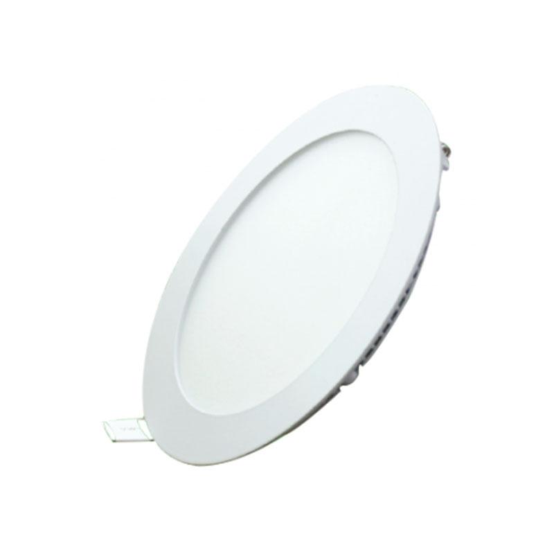 Đèn Led Panel tròn âm Dimmable 24W MPE RPL-24V/DIM ánh sáng vàng