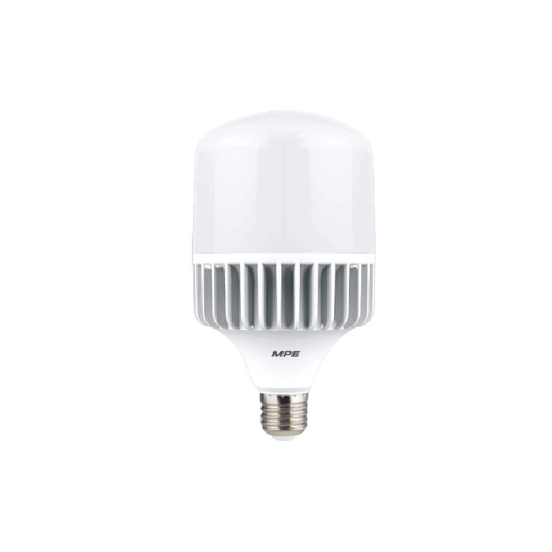 Đèn Led Bulb 80W đui E40 MPE LBA-80T ánh sáng trắng