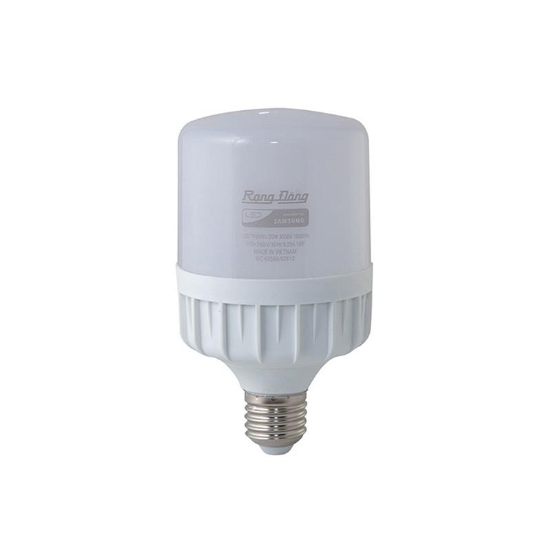Đèn Led Bulb trụ Rạng Đông TR80 20W