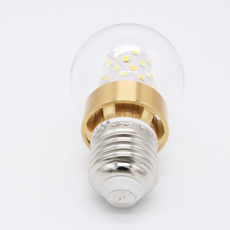 Bóng đèn Led Bulb trụ 3 màu đuôi E27 AC180-250V 50-60HZ
