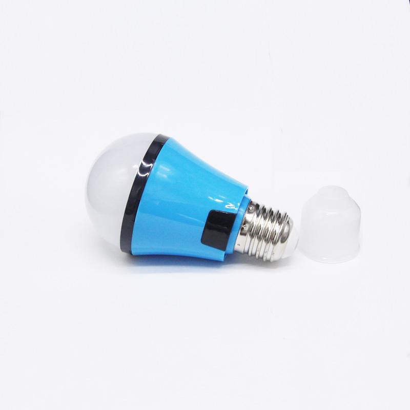 Bóng đèn Led Bulb trụ cảm ứng đuôi E27 AC180-250V 50-60HZ