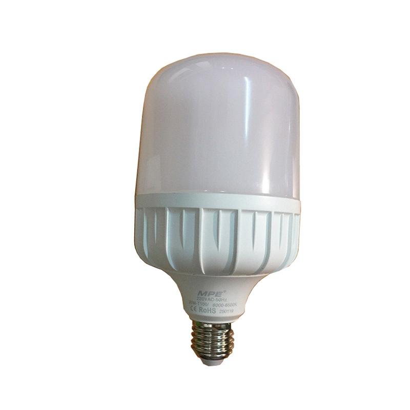 Đèn Led Bulb 30W đui E27 MPE LBD-30V ánh sáng vàng