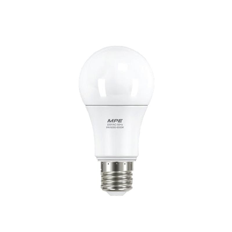 Đèn Led Bulb chống muỗi 9W góc chiếu 230 ° MPE LB-9/AM