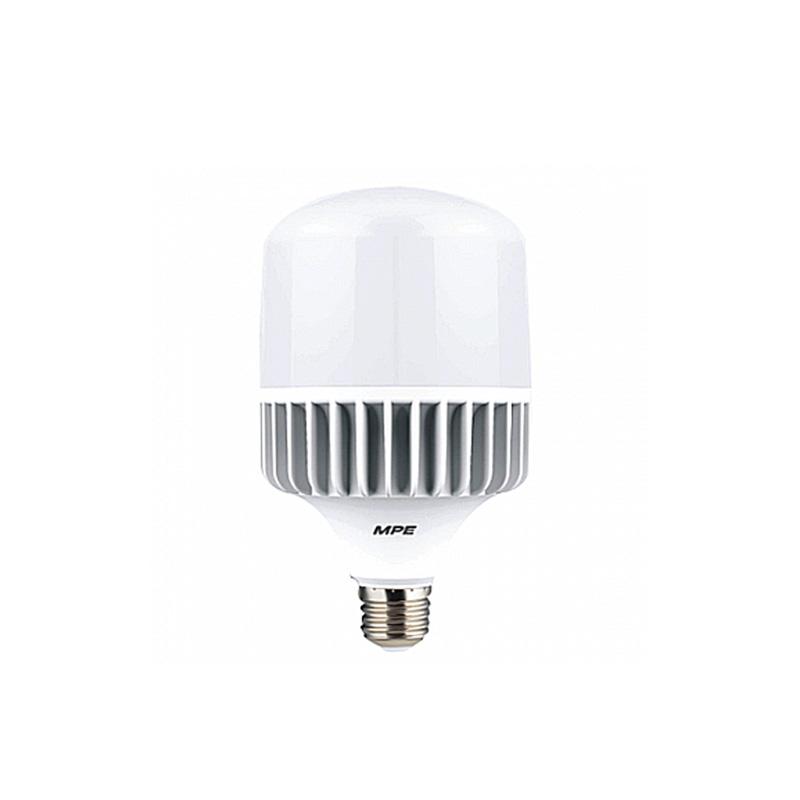 Đèn Led Bulb 60W đui E40 MPE LBA-60T ánh sáng trắng