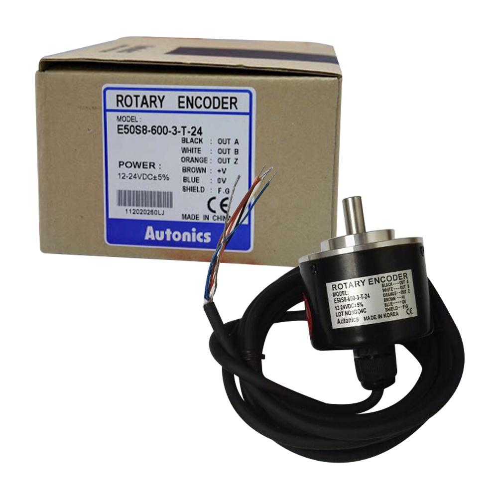 Bộ mã hóa vòng quay Autonics E50S8-600-3-T-24