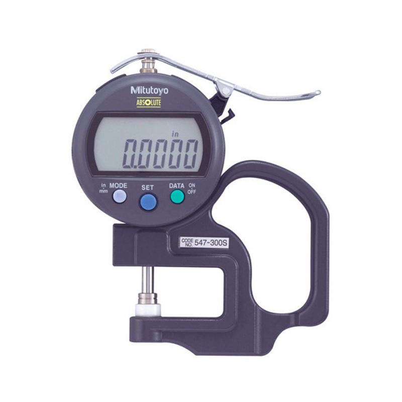 """Thước đo độ dày điện tử 0-12mm/0.47"""" Mitutoyo 547-300S"""