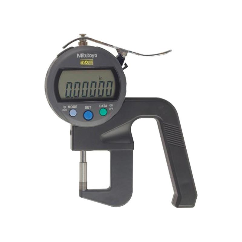 """Thước đo độ dày điện tử 0-12mm/0.47"""" Mitutoyo 547-400S"""