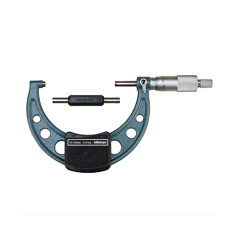 Panme đo ngoài cơ khí 150~175mm Mitutoyo 103-143-10