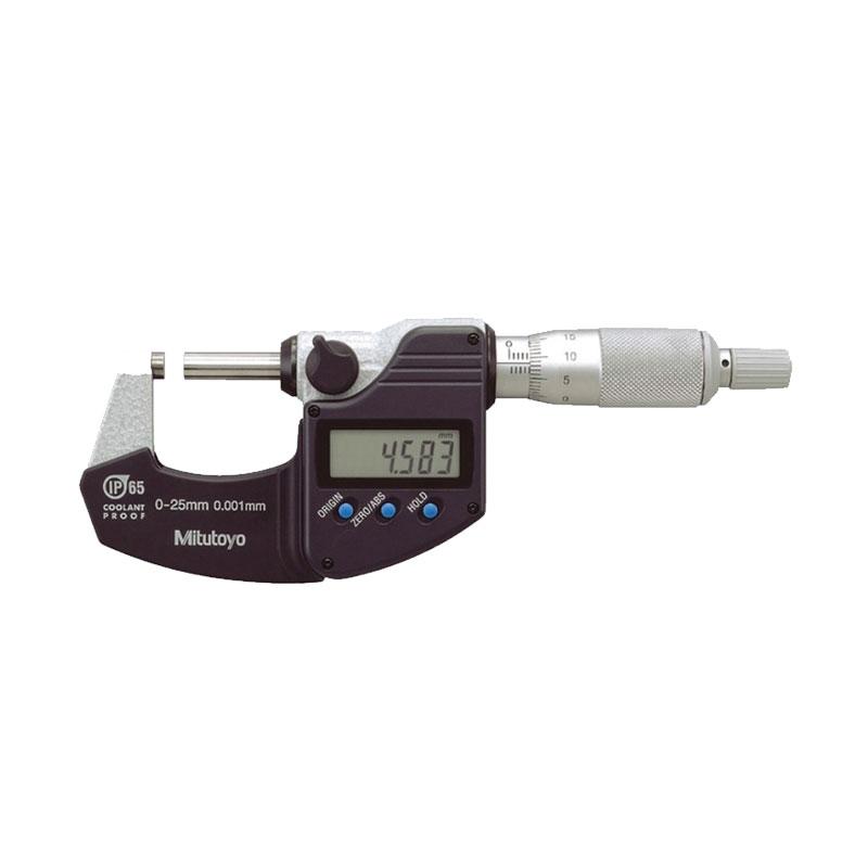 Panme điện tử đo ngoài 0-25mm Mitutoyo 293-821-30