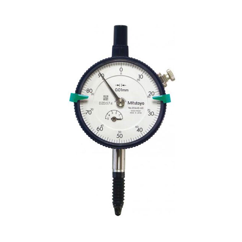 Đồng hồ so cơ khí 0~5mm độ chia 0.01 Mitutoyo 1044S