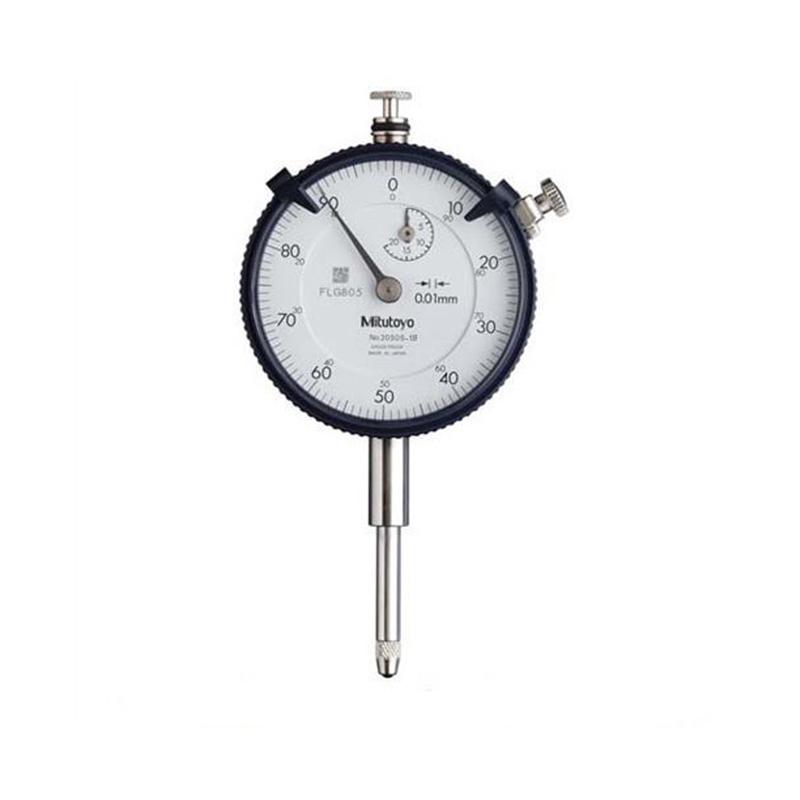 Đồng hồ so cơ khí 0-20mm độ chia 0.01 Mitutoyo 2050S