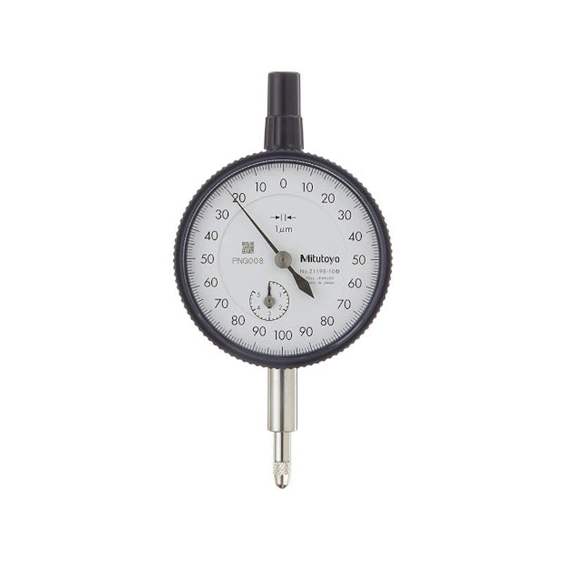 Đồng hồ so cơ khí 0-5mm độ chia 0.001mm Mitutoyo 2119S-10