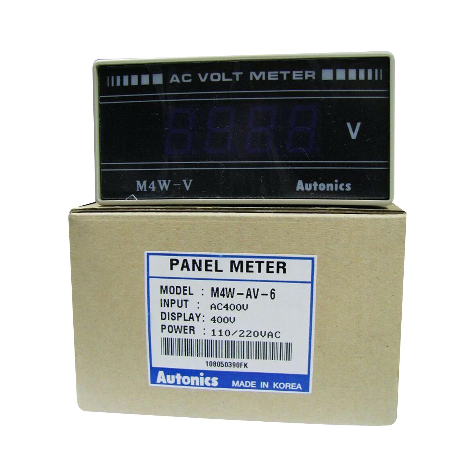 Đồng hồ đo đa năng Autonics M4W-AV-6
