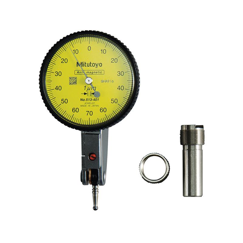 Đồng hồ so chân gập 0.2mm Mitutoyo 513-405-10E