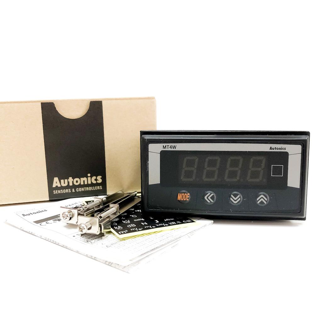 Đồng hồ đo đa năng Autonics MT4W-AV-4N