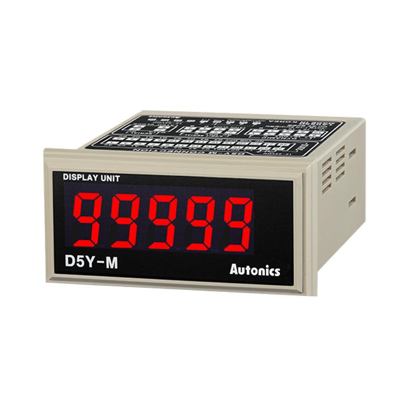 Bộ hiển thị led Autonics D5Y-M