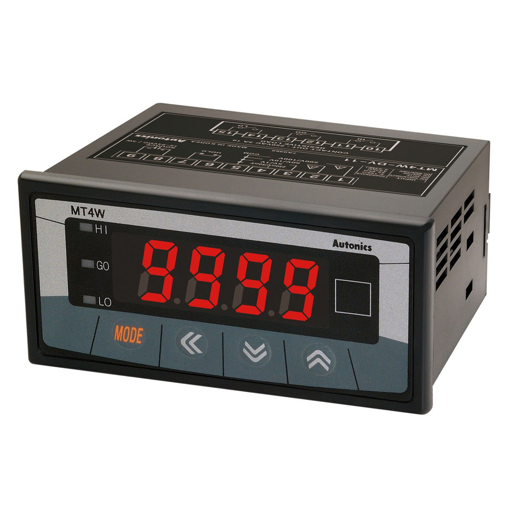 Đồng hồ đo đa năng Autonics MT4W-DV-40