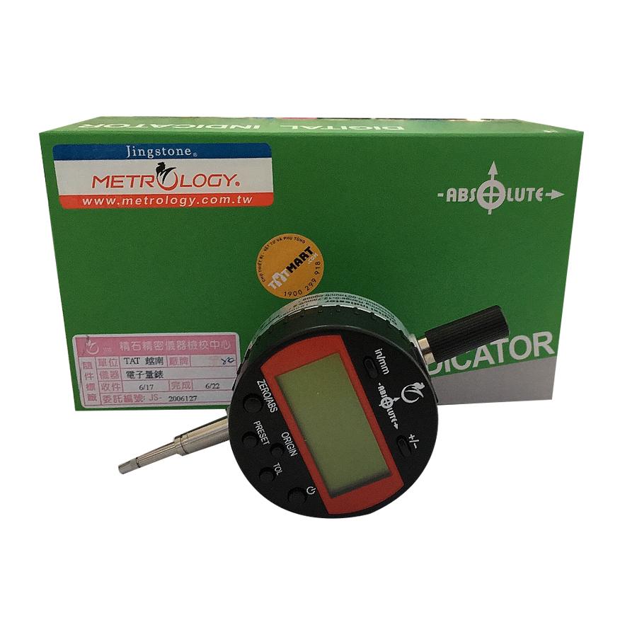Đồng hồ so số 0-13mm/0.5inch METROLOGY ED-9013HA