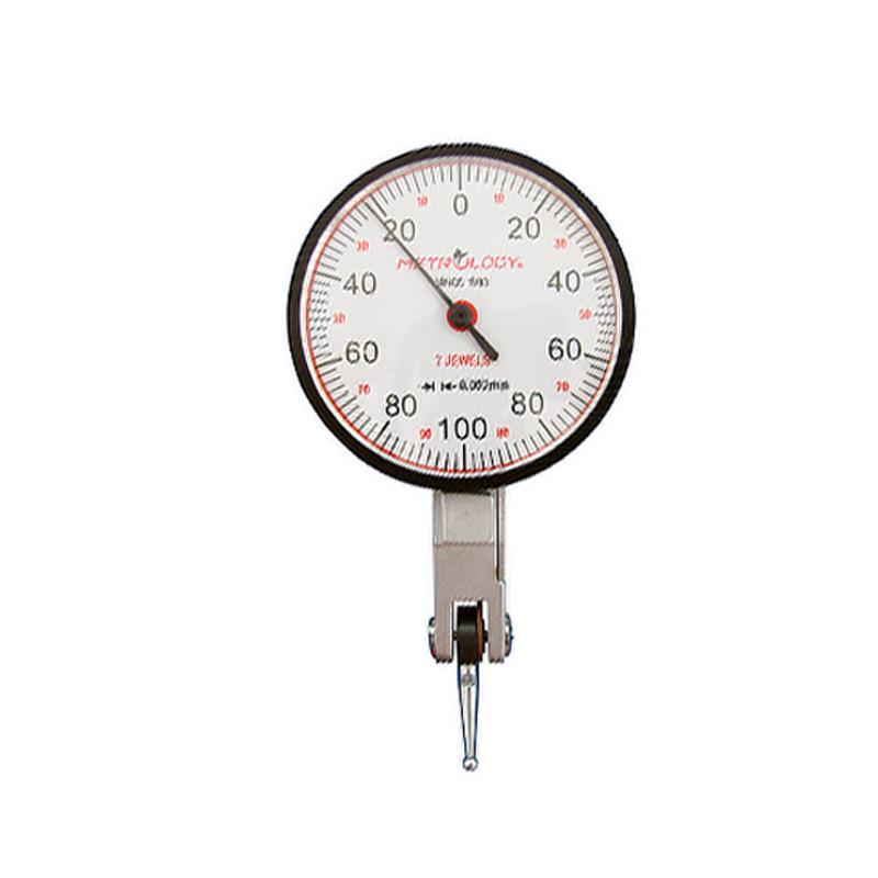 Đồng hồ so cơ 0-0.8mm METROLOGY LD-9002L