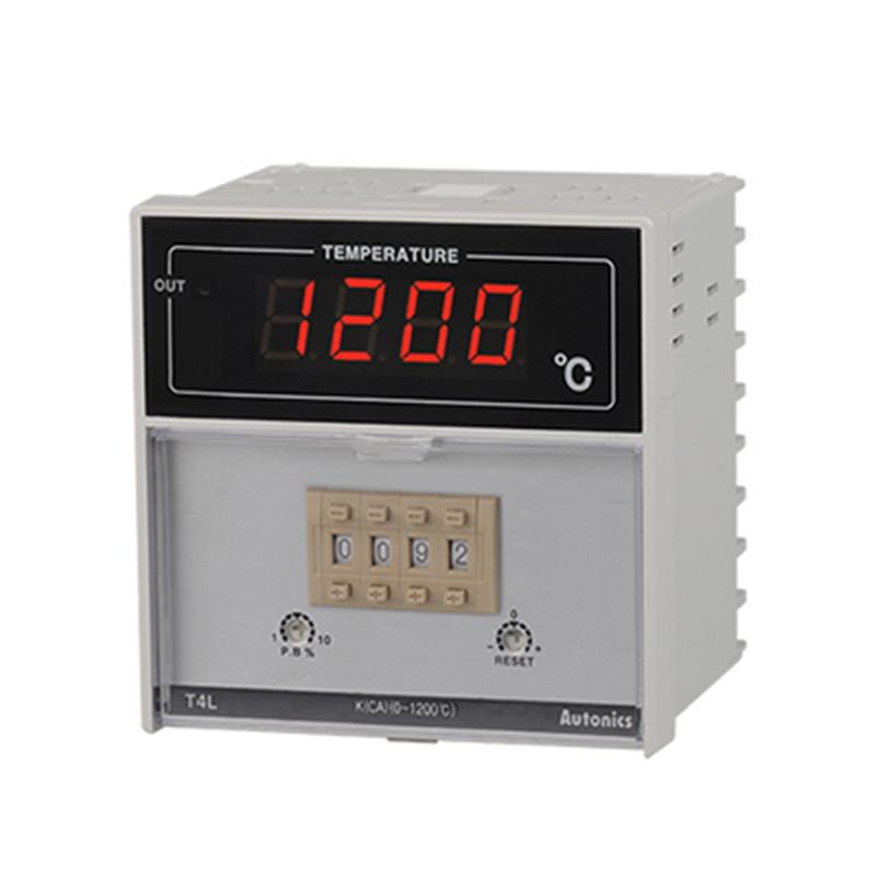 Bộ điều khiển nhiệt độ Autonics T4L-B4RK4C-N