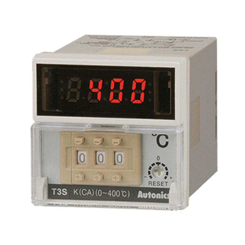 Bộ điều khiển nhiệt độ Led 7 đoạn 3 số Autonics T3S-B4CP2C