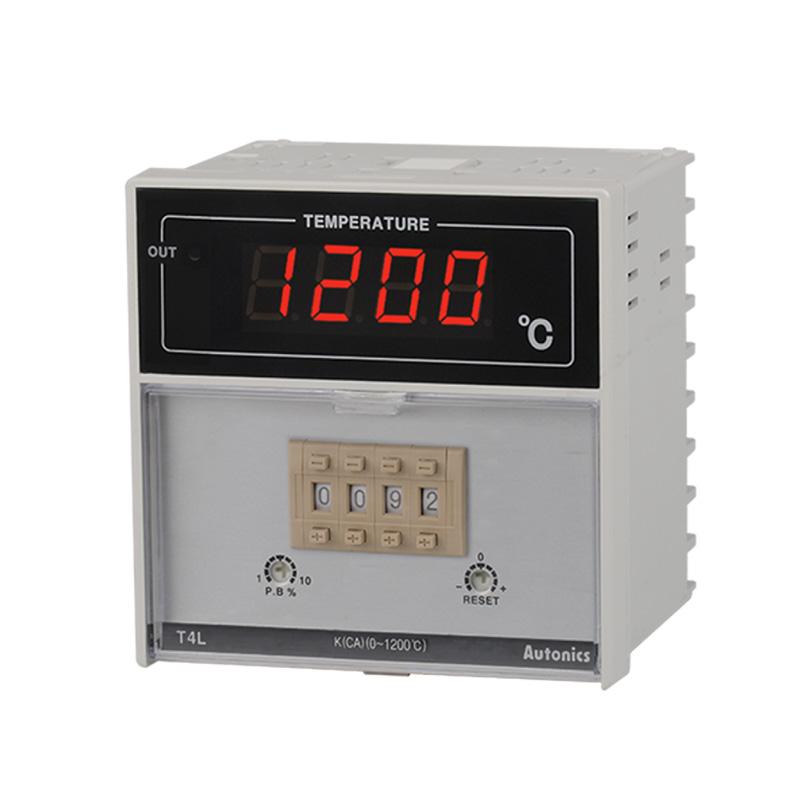 Bộ điều khiển nhiệt độ Led 7 đoạn 4 số Autonics T4L-B4RP4C-N