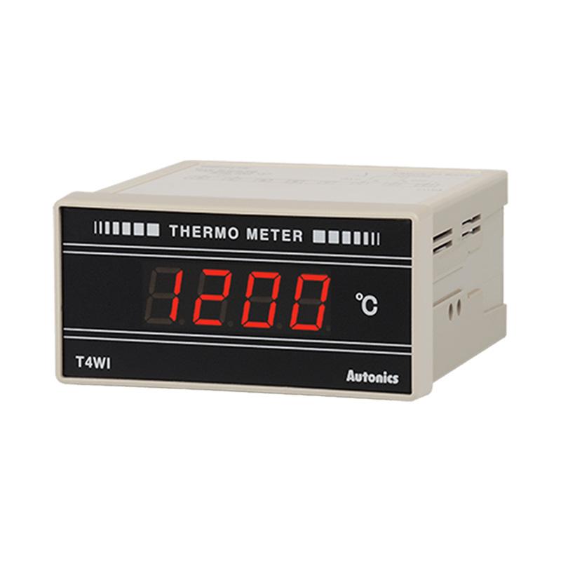 Bộ hiển thị nhiệt độ 0 - 1.200°C Autonics T4WI-N3NKCC