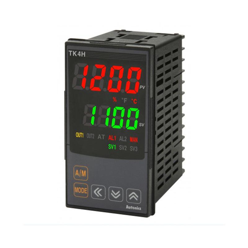 Điều khiển nhiệt độ 2 ngõ ra 4-20mA Autonics TK4H-14SR