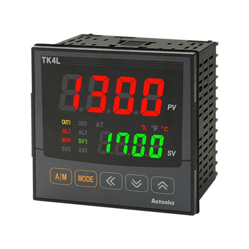 Điều khiển nhiệt độ led 2 dòng Autonics TK4L-24CR