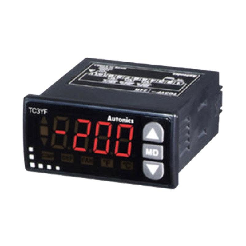 Bộ điều khiển nhiệt độ, làm lạnh -40.0 ~ 99.9℃ Autonics TC3YF-14R