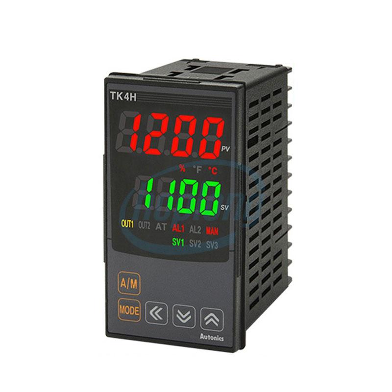 Điều khiển nhiệt độ 2 ngõ ra Autonics TK4H-14CC