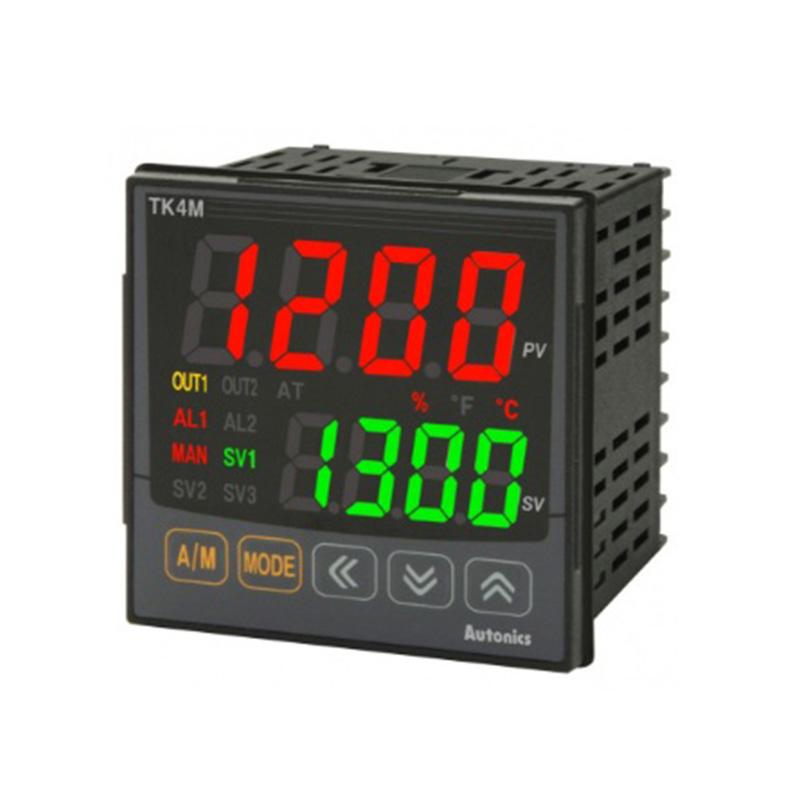 Bộ điều khiển nhiệt độ Led 7 đoạn 4 số Autonics TK4M-14RN