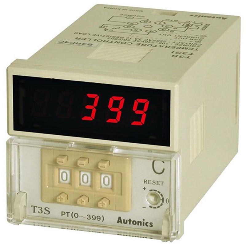 Bộ điều khiển nhiệt độ Autonics T3S-B4SK4C-N