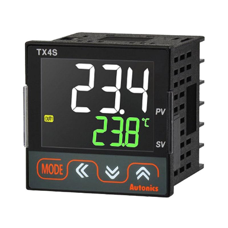 Bộ điều khiển nhiệt độ LED 11 đoạn 4 số Autonics TX4S-14C