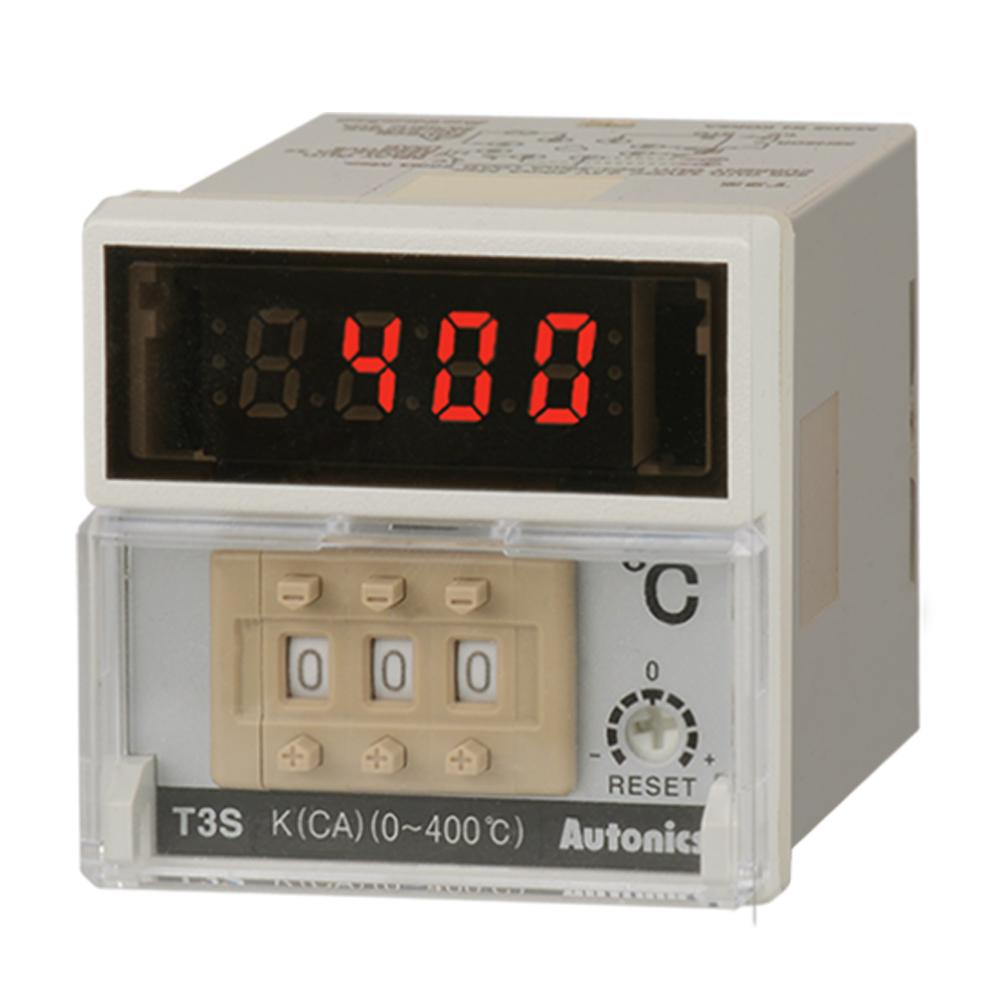 Bộ điều khiển nhiệt độ Autonics T3S-B4RP2C-N