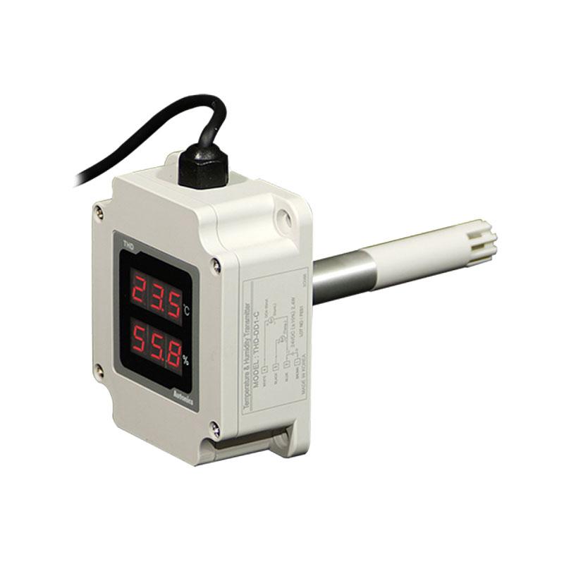 Bộ chuyển đổi nhiệt độ, độ ẩm Autonics THD-DD2-T