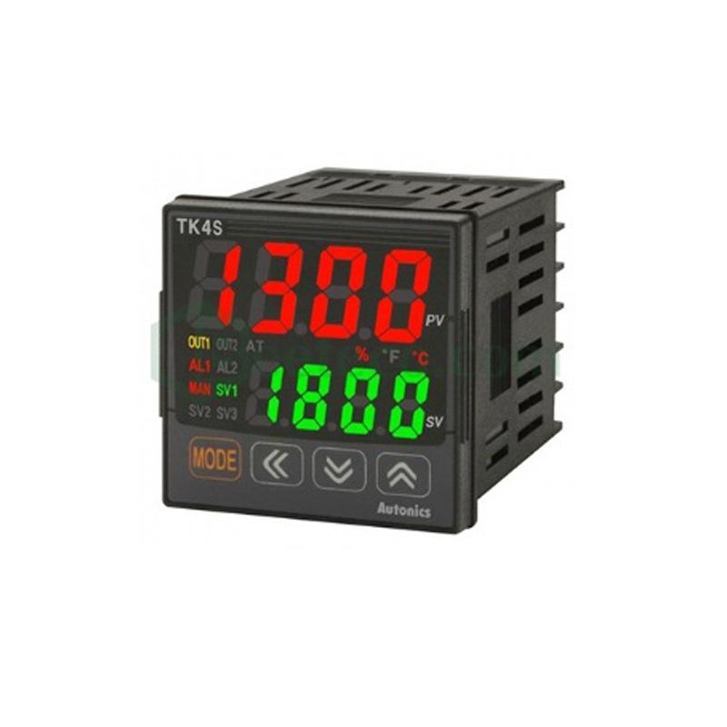 Bộ hiển thị nhiệt độ 0 - 2.300°C Autonics TK4S-24SN