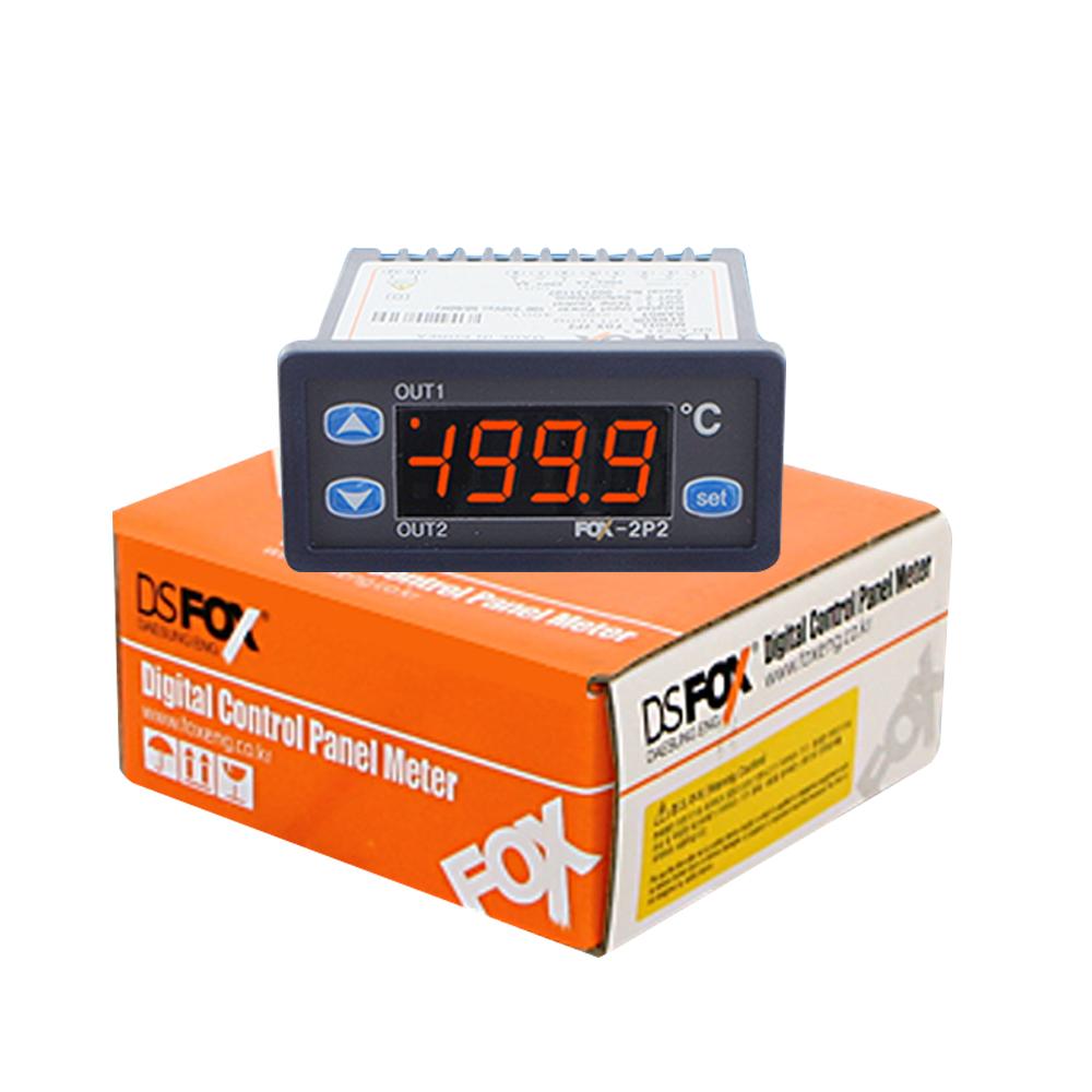 Bộ điều khiển nhiệt độ Conotec FOX-2P2