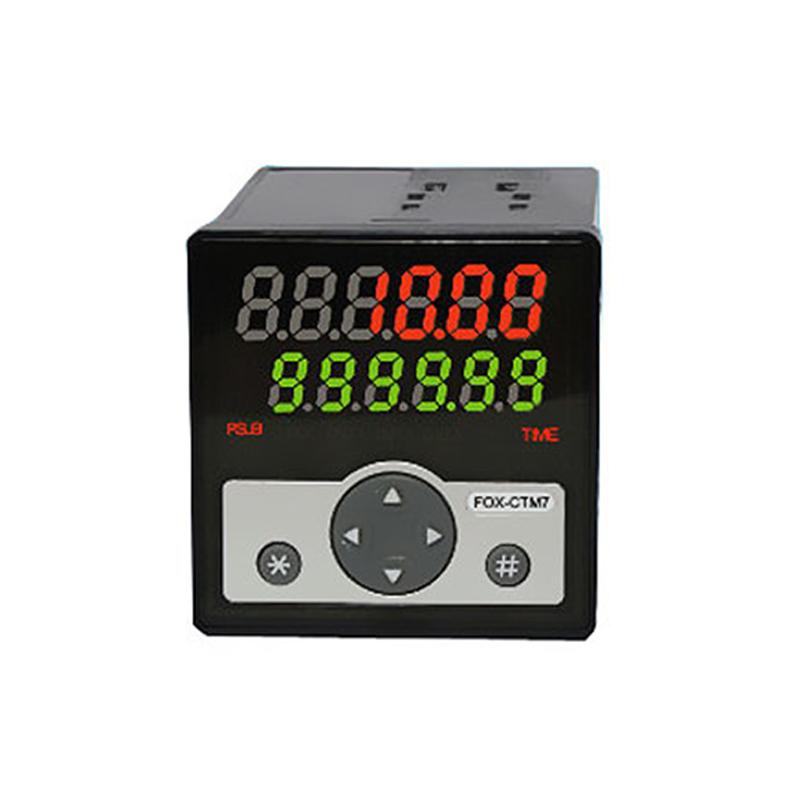 Bộ điều khiển nhiệt độ và độ ẩm Conotec FOX-CTM7