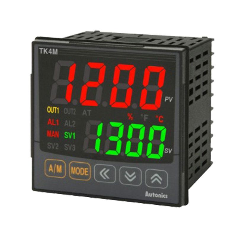 Bộ điều khiển nhiệt độ Led 7 đoạn 4 số Autonics TK4M-14RR