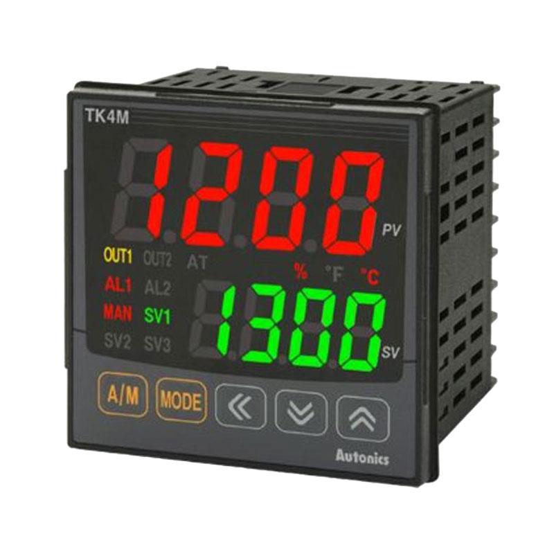 Bộ điều khiển nhiệt độ Led 7 đoạn 4 số Autonics TK4M-14SR