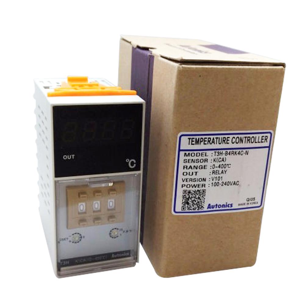 Bộ điều khiển nhiệt độ Autonics T3H-B4RK4C-N