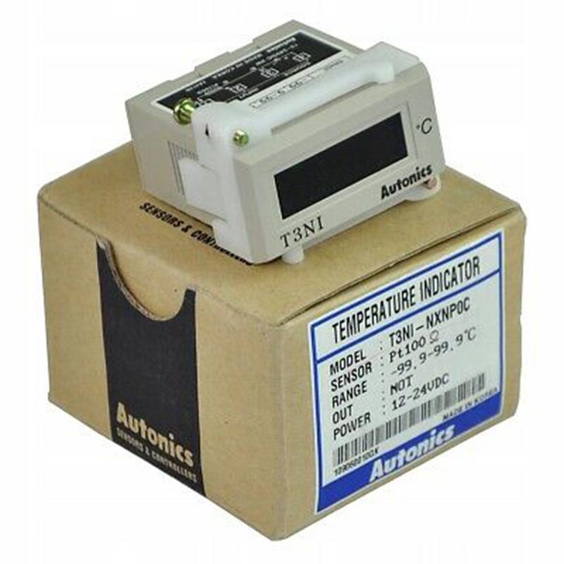 Bộ điều khiển nhiệt độ Autonics T3NI-NXNP0C-N