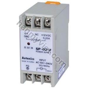 Bộ nguồn xung ổn áp loại gắn DIN rail Autonics SP-0305