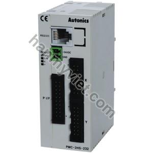 Bộ lập trình điều khiển vị trí motor bước 2 trục Autonics PMC-2HS-232