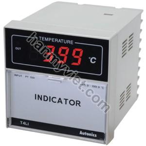 Bộ điều khiển nhiệt độ digital Autonics T4LI