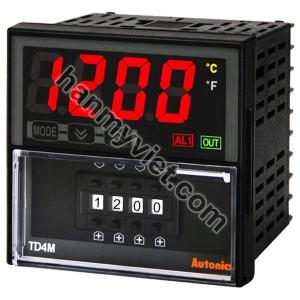 Bộ điều khiển nhiệt độ digital Autonics TD4SP-N4R