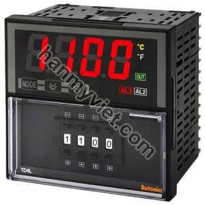 Bộ điều khiển nhiệt độ digital Autonics TD4L-14R